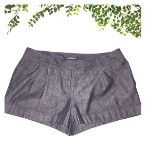 Dress Shorts by Express
